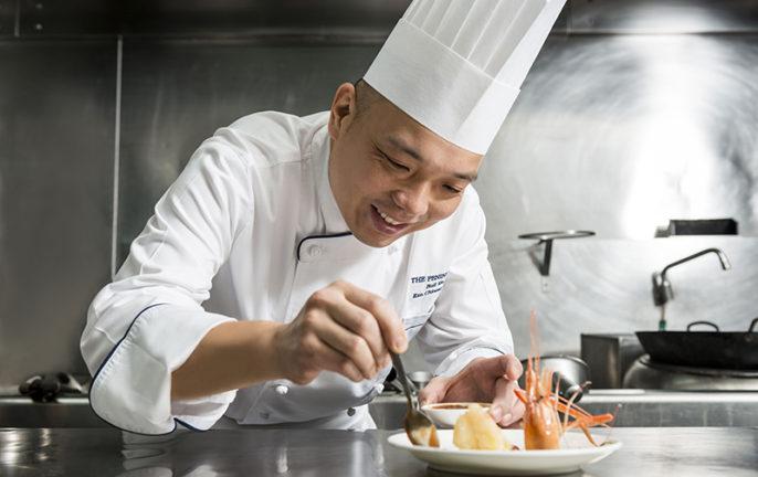 Chef Ball Yau