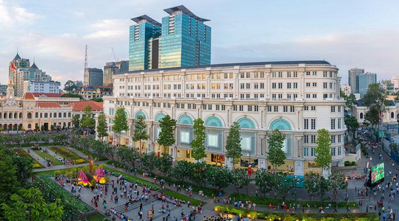 Mandarin Oriental, Saigon, opening 2020