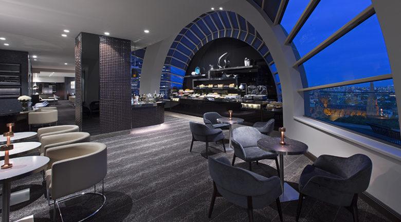 Sheraton on the Park elevates luxury hotel stay.