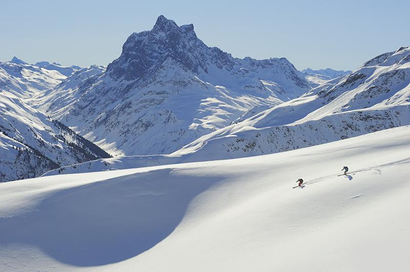 Arlberg, Austria