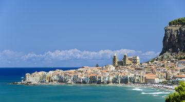 Club Med Cefalu, Sicily, Italy, new resort