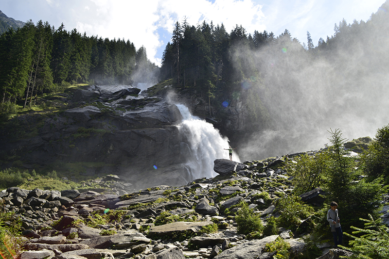 Krimmler Waterfalls, Austria