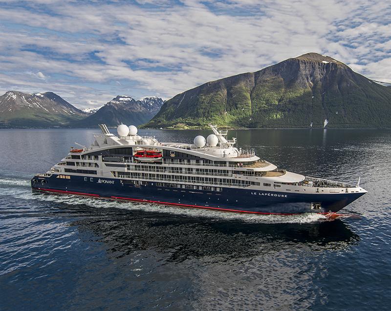 Le Lapérouse, PONANT, Choose Cruise