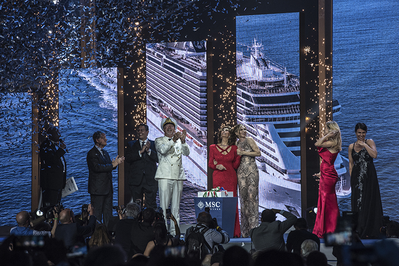 MSC Cruises, MSC Seaview