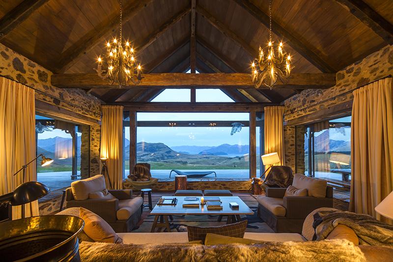 Mahu Whenua Homestead, Wanaka, New Zealand