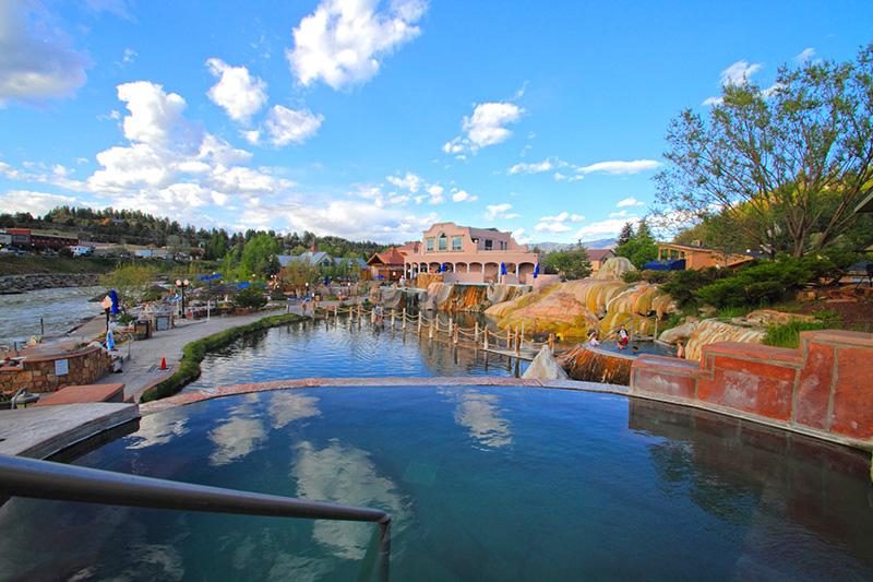 Pagosa Hot Springs, Colorado