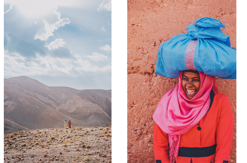 Female Berbers, Morocco, Intrepid Travel