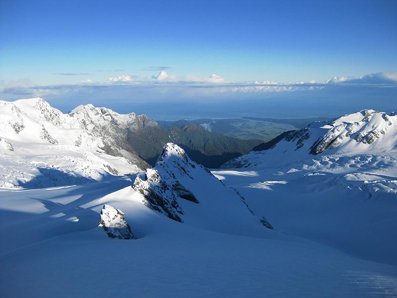 Tasman Glacier, New Zealand, Adventure South NZ