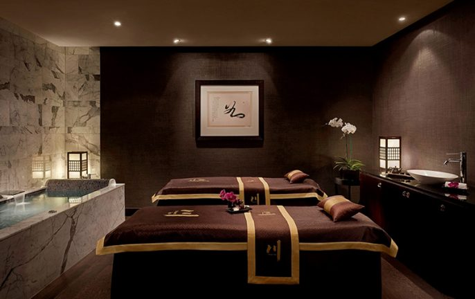 Chuan Spa, Cordis, Auckland, NZ, health and wellness