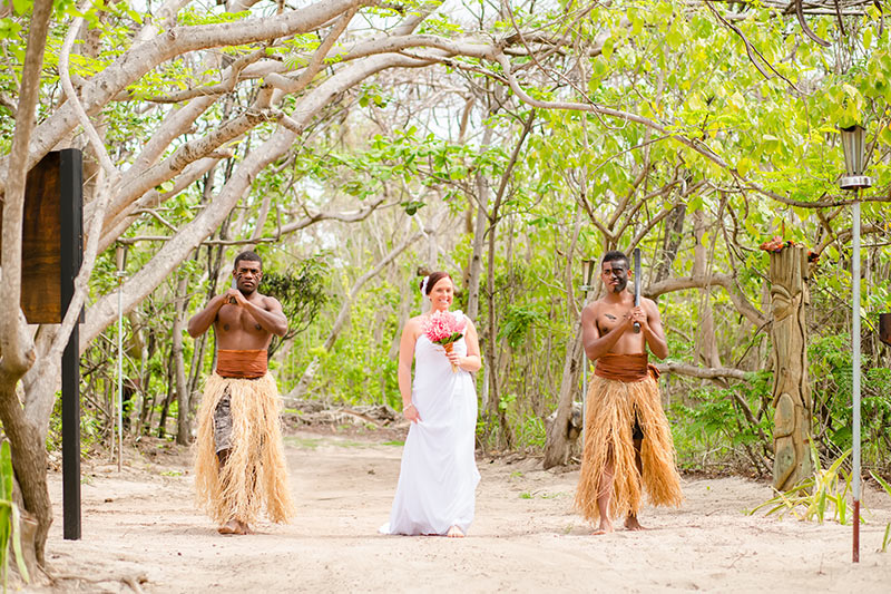 Mana Island Resort & Spa, island weddings, Fiji, romance, romantic getaways, island getaway, paradise bride