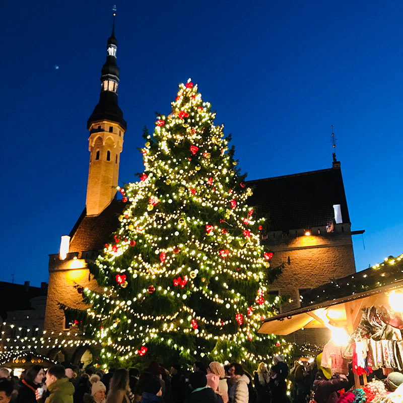 Helsinki, Tallin, Estonia, Finland, Christmas markets, European Holiday, fifty degrees north, Tallinn