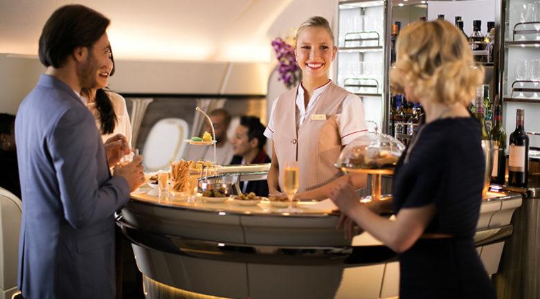 Emirates, Dubai to Perth, Airbus, Business class, Emirates Business Class, Long-haul luxury