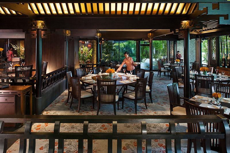 Cherry Garden, Singapore, Chinese restaurant, feng shui, dim sum, Chinese banquet, Chinese restaurants in Singapore, Best restaurant in Singapore, Asian flavours