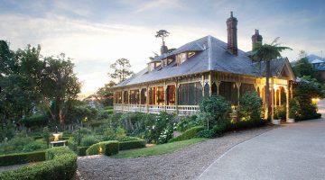 Darley's Restaurant, Katoomba, Blue Mountains, Visit NSW, Fine dining, Lilianfels House
