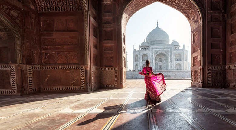 Taj Mahal, Abercrombie & Kent, northern India, Uttar Pradesh, Mughal ruler India, India travels, travels with Abercrombie & Kent