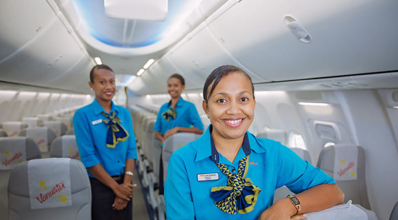 Air Vanuatu are renowned for offering friendly service