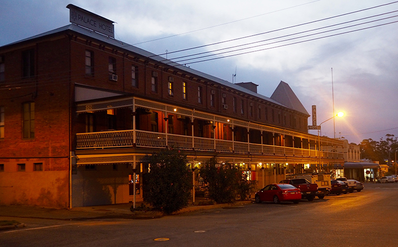 Palace Hotel, Broken Hill