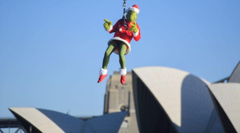 Grinch winch, Carnival Spirit, Carnival Cruise LIne, Grinchmas Eve, Family cruises, Cruising in Sydney