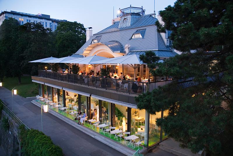 Restaurant Steirereck, Vienna, Austria