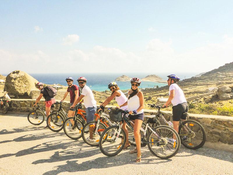 Mykonos, Greek Islands, Horseriding, Greece, Island life, Kayaking, Cycling, Cycling Greece, Horseriding in Greece, Hotels in Greece, Visit Greece