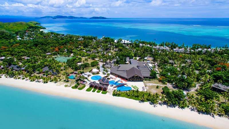 Mana Island Resort & Spa, Fiji