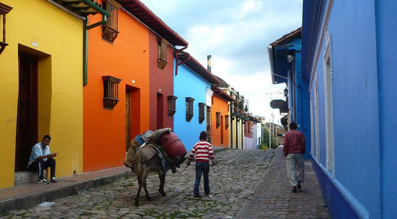 Colombia, gocollette, bogota, Panama hat, South America, donkeys, Andes, adventures, scenic flight