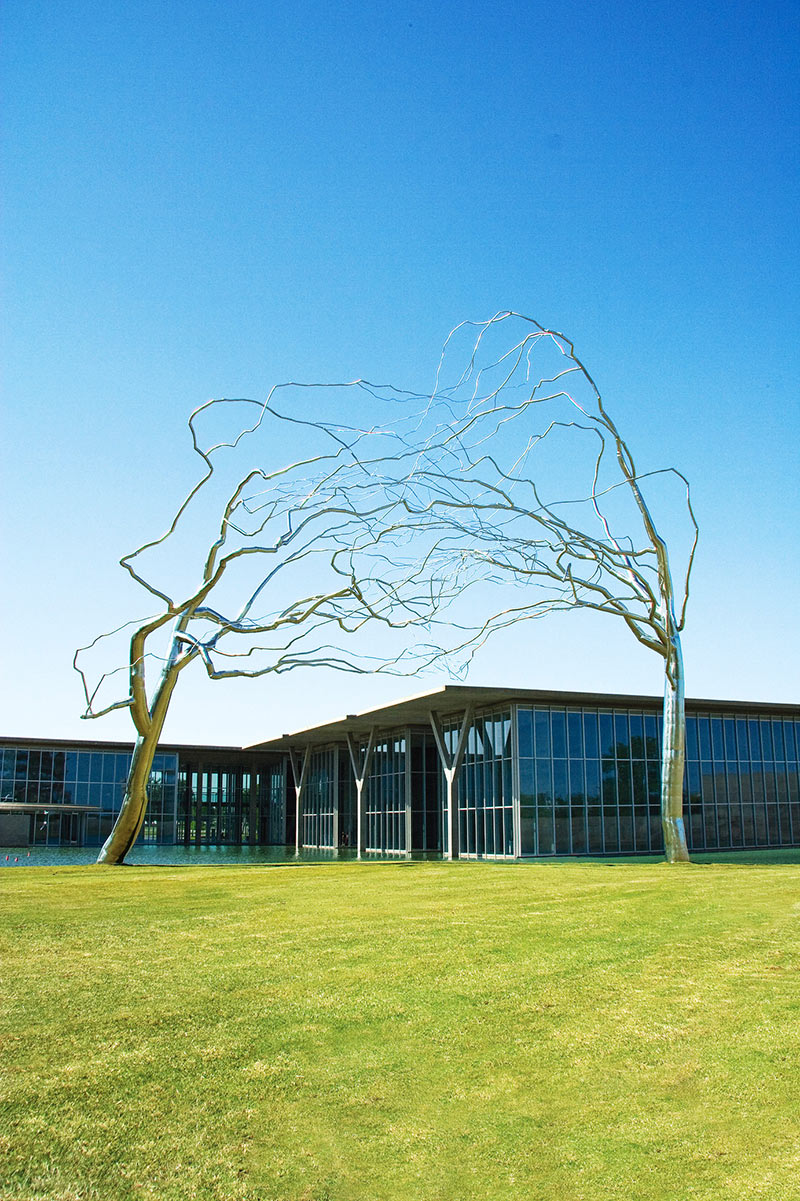 Dallas Modern Art museum, Dallas and Forth worth, Texas