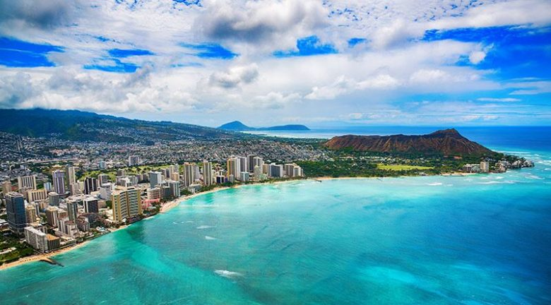 Diamond Head, Aqua Aston, Hawaii, Oahu, Honolulu, Diamond Head