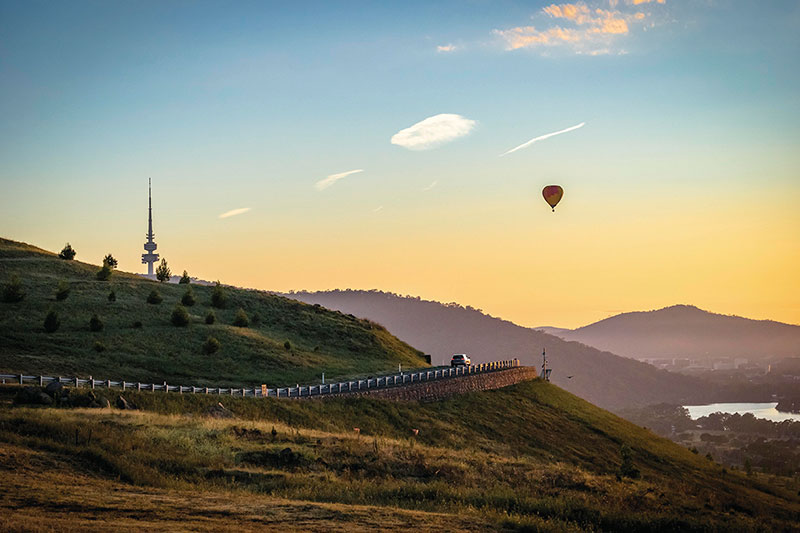 Canberra, Floral festivals, World festivals