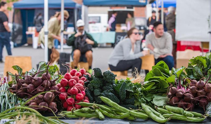 Harvest Market, produce, Launceston, Tasmania, Australia, must do in Launceston