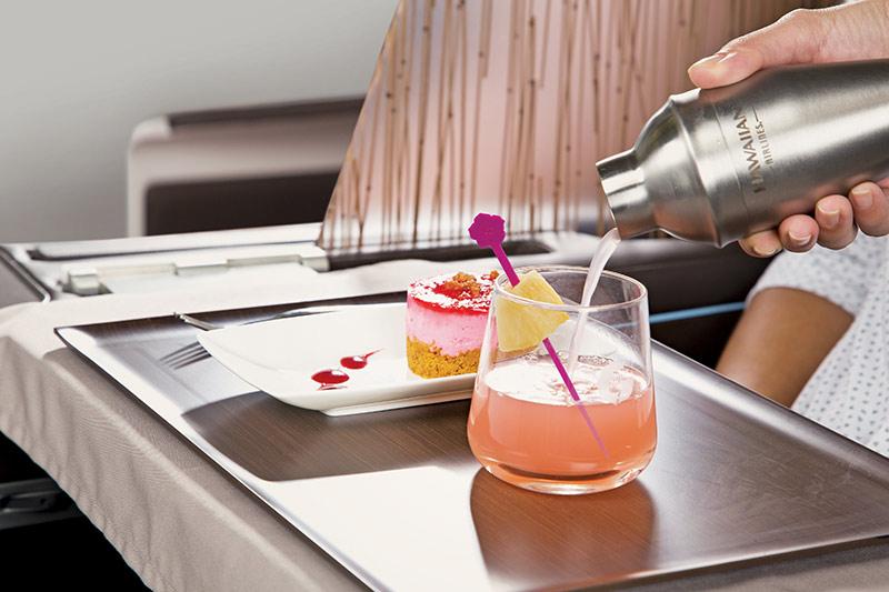 Hawaiian Airlines, Business class Sydney to Honolulu, best business class flights, Hawaii