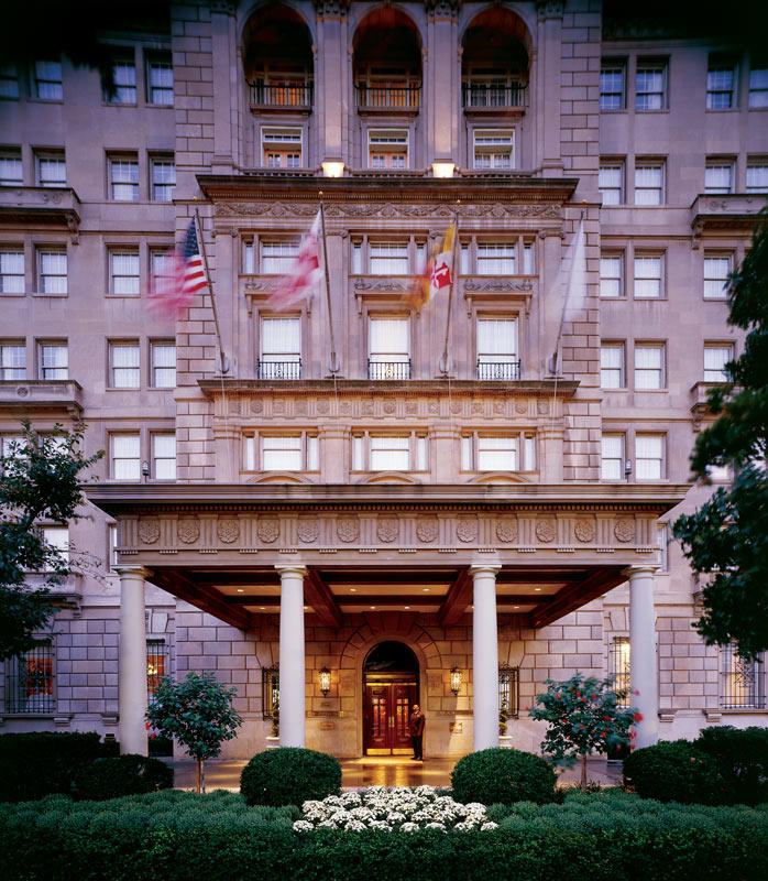 The Hay Adams, Washington DC, Visit USA, LHW