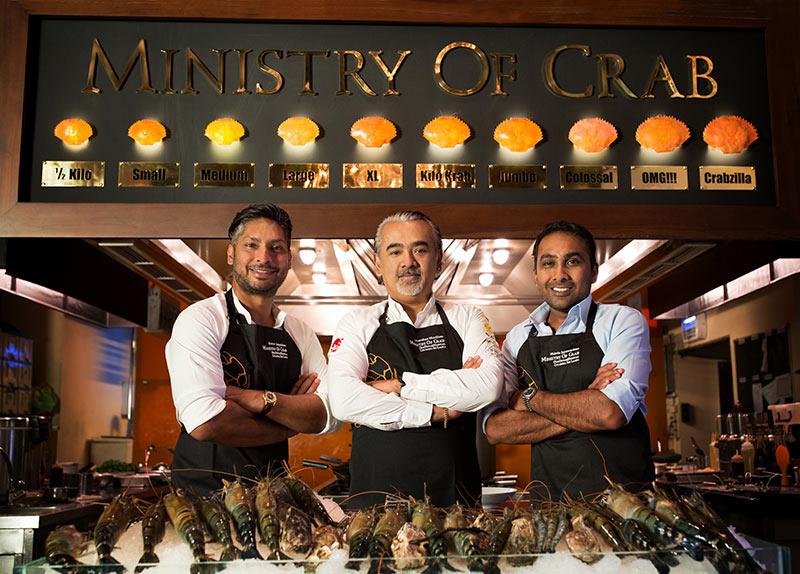 Ministry of Crab, Worlds best restaurants, Best restaurants in Asia
