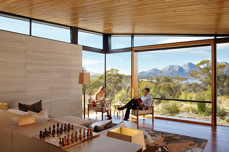 luxury lodges Australia