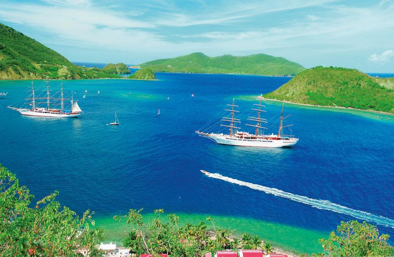 Sea Cloud, sailing, cruise under sail, luxury sailing, Sea Cloud Cruises