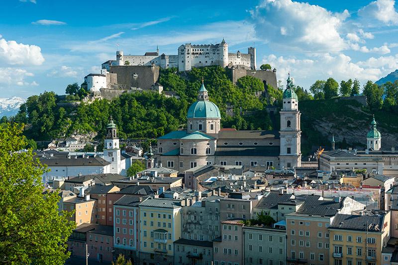 Austria, City of Salzburg, Culture in Austria, What to see and do in Austria