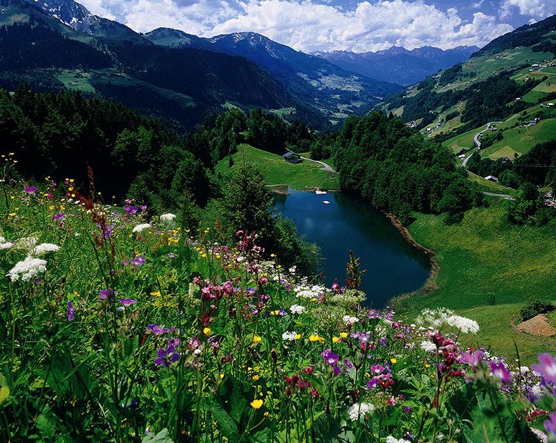 Austria, Vorarlberg, Walk Austria, Active escapes Austria