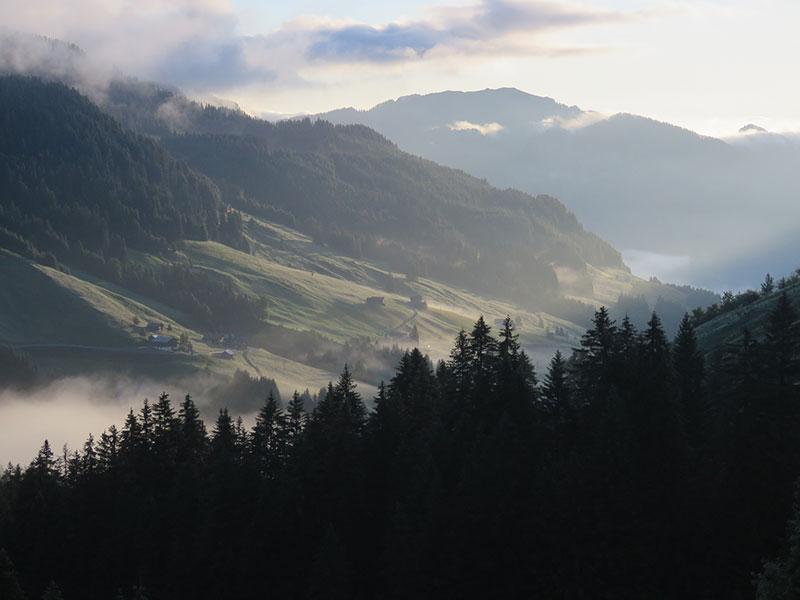 Faschina, Austria Alps, Walk Austria, Ski resorts Austria