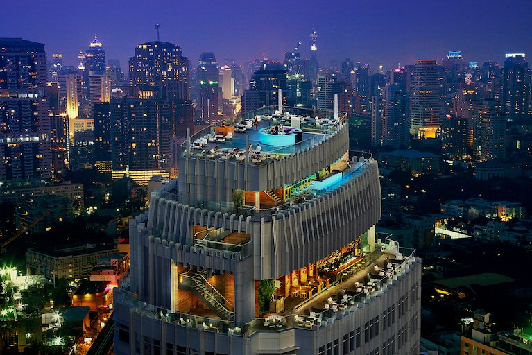 Six of the best rooftop bars in Bangkok | Vacations & Travel