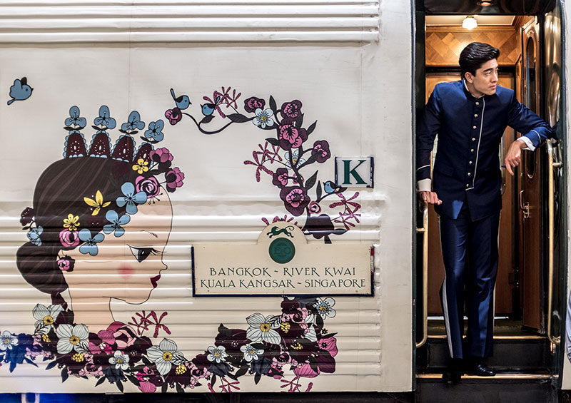 Belmond, Belmond Art and fashion in motion, Asian culture, Eastern and Oriental express, Bangkok, things to do in Bangkok