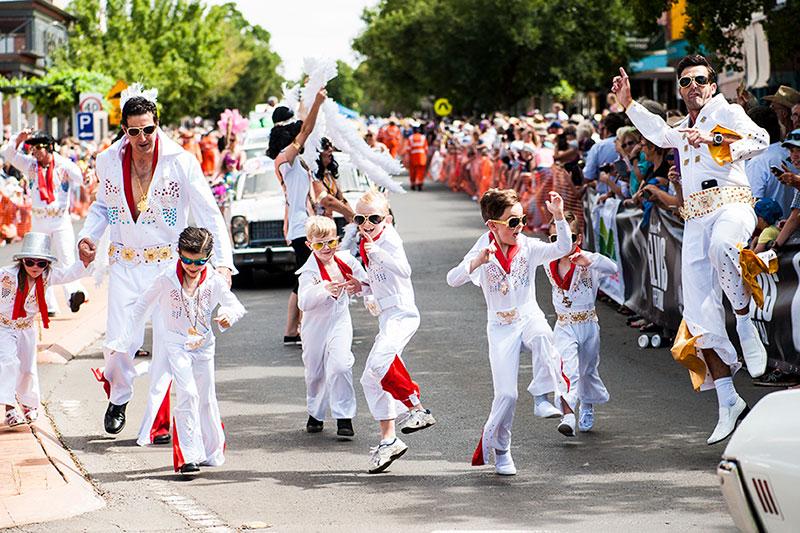 Parkes Elvis Festival, things to do in NSW, Elvis festivals, Parkes NSW