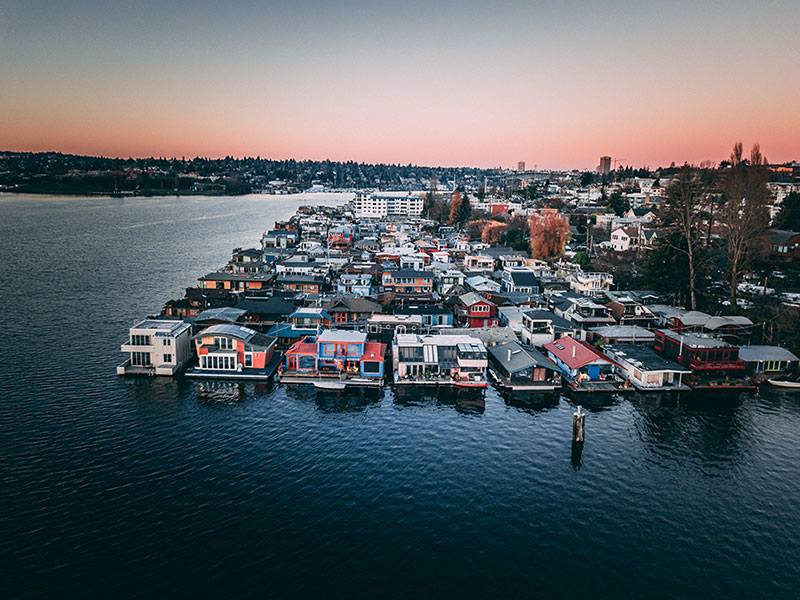 Lake Union, Lake Union Seattle, Sleepless in Seattle, Places to visit in Seattle