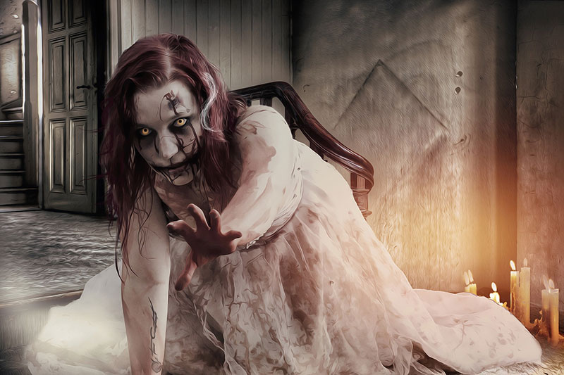 Hauntville, Halloween in Melbourne, Things to do in Melbourne for Halloween
