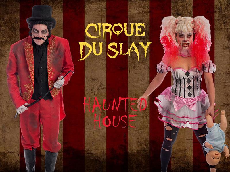Hauntville, Melbounre Halloween, Halloween events in Australia