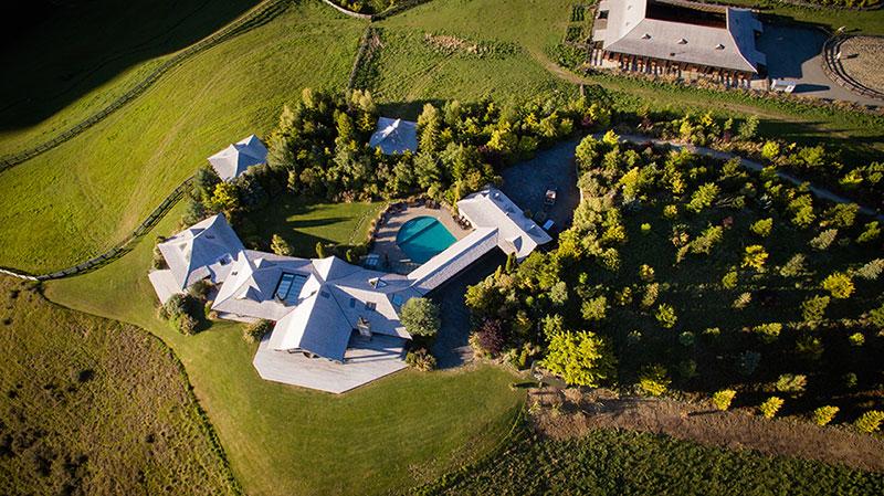 Mahu Whenua, Luxurious accomodation in New Zealand, Eco lodges in New Zealand, Accomodation near Wanaka