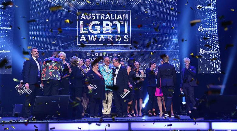 LGBTI Awards, LGBTI community, 2019 Australian LGBTI Awards