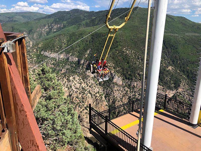 Glenwood Springs, Colorado Hot Springs Loop, Aspen, Vail, America's Wild West, Glenwood Hot Springs Resort, Glenwood Canyon,Glenwood Caverns Adventure Park, Hiking in Colorado, Things to do for non-skiers in Colorado