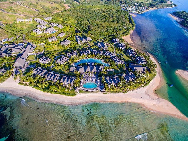 InterContinental Fiji Golf Resort & Spa, Natadola Beach, Best resorts in Fiji, Best family friendly resort in Fiji, best beachfront resort in Fiji,Planet Trekkers' kids club, Fiji resorts with kids clubs, family-friendly resorts, golf resorts in Fiji