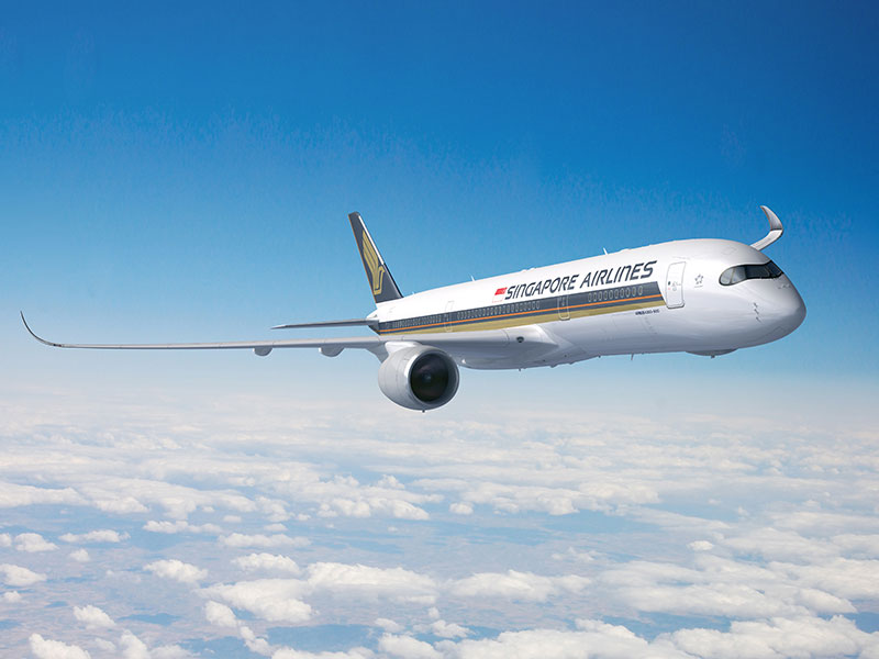 Singapore Airlines, world's longest nonstop commercial flight, Ultra-Long Range flights, Airlines with high-speed WiFi, Singapore to New York, Planespotters