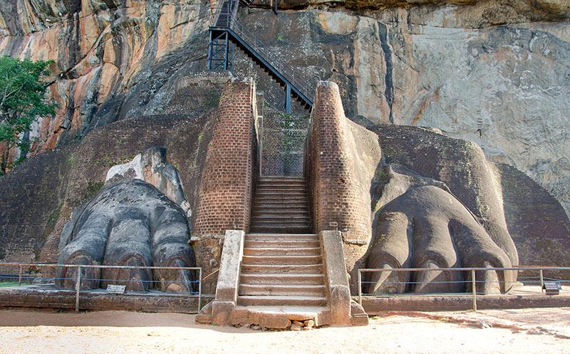 Sigiriya Rock Fortress, Travelbay Private Tours, Travelbay tours of Sri Lanka, Travelbay,